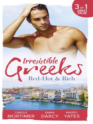 cover image of Irresistible Greeks